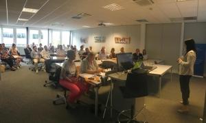 Meeting Mittelstand 2018 des BVMW - Full House bei Ingas Vortrag