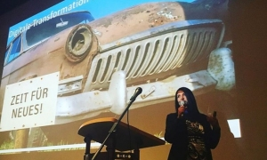 Kinoforum2016 - Inga über modernes Arbeiten