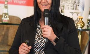 Wirtschaftsforum Wuppertal 2018 - Inga hält die Keynote